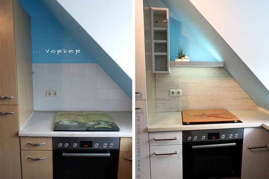 wir renovieren ihre k che kleine k che kreative ideen. Black Bedroom Furniture Sets. Home Design Ideas