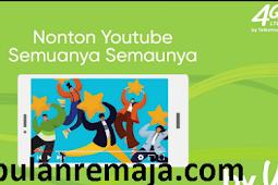 Cara Beli Paket Promo Youtube 100GB Harga 10 ribu di By U