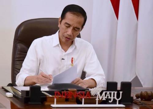 Siaran Pers IPW, Presiden Jokowi Serahkan Nama Kapolri Baru ke DPR