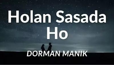 Lirik Lagu Holan Sasada Ho