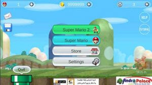 Super Mario 2 HD Android