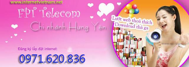 Lắp Đặt Internet FPT Huyện Văn Giang