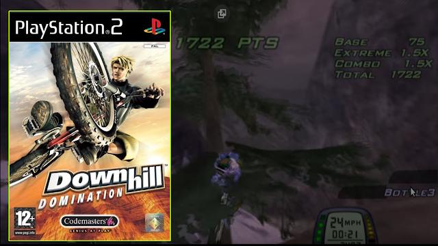 Rekomendasi 5 Game Sport Sepeda PS2(Bike)! Nomor 1 Paling Terbaik!