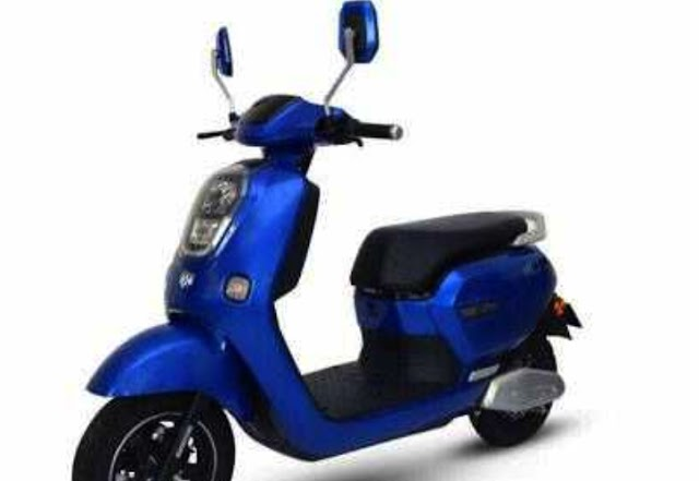 Okinawa launch new slow speed electric scooter india.