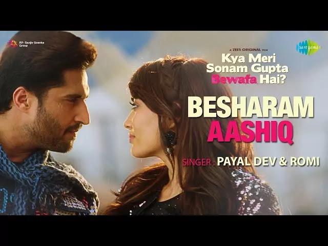 Besharam-Aashiq-Lyrics-Jassie-G--Surbhi-J-