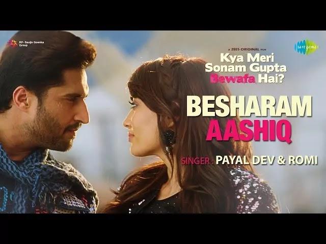 Besharam Aashiq Lyrics - Jassie G | Surbhi J