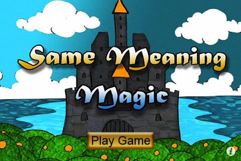 synonyms meaning magic same synonym technology ubiquitous app word during ipad practice station students daily iphone