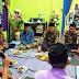 Jalin Kekeluargaan Satgas TMMD Ke-106 bersama Orangtua Asuh Gelar Syukuran di Posko