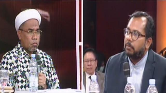 Dituding Menyesatkan Publik oleh Ali Ngabalin, Haris Azhar Balikkan Tuduhan: Anda Juga