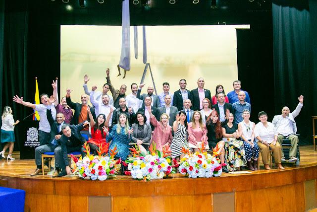 Programa de profesionalización de Artistas Facultad de Artes U de A.