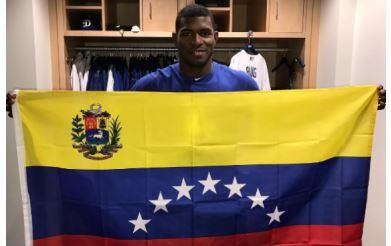 Para el jardinero cubano de los Dodgers de Los Ángeles esta no es la primera vez que se pronuncia en cuanto a temas políticos