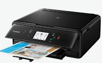Diese Datei ist ein Druckertreiber für Canon PIXMA TS6010, Treiber für Windows und Mac OS X