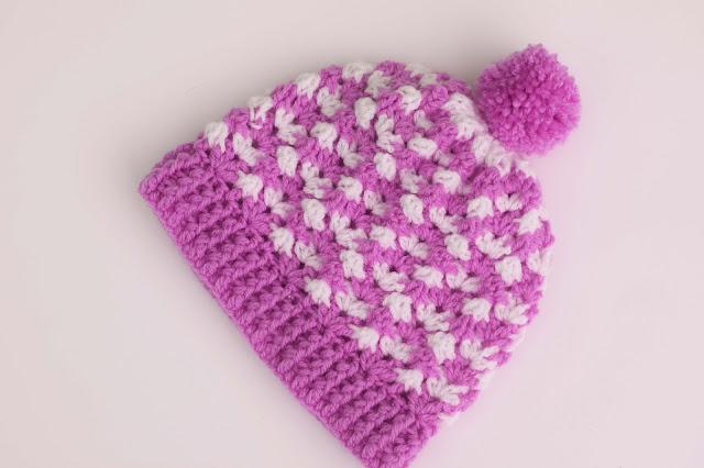 3 - Crochet Imagen Gorro conjunto a crochet y ganchillo por Majovel Crochet