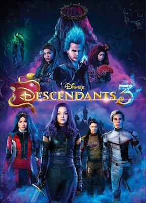 Descendants 3 [2019] [DVD R1] [Latino]