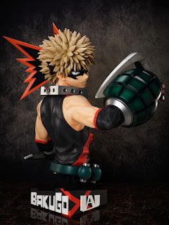My Hero Academia – Busto de Bakugo Katsuki 1/1, F:NEX (FuRyu)