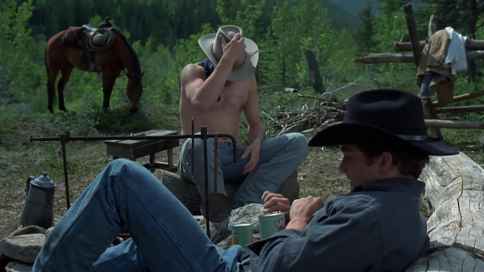 Brad pitt and leonardo dicaprio both turned down brokeback mountain