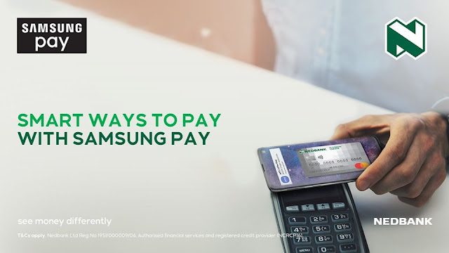 Nedbank Joins Samsung Pay Making South Africans See Money Differently