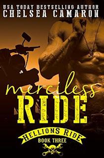 Merciless Ride by Chelsea Camaron