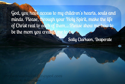 Sally Clarkson