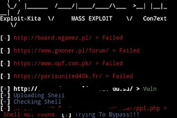 Tools vBulletin RCE Mass Exploiter