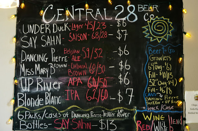 Central 28 Beer Co