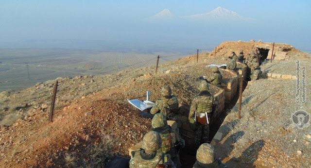 Azerbaiyán disparó contra aldeas armenias en Tavush