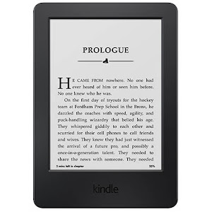 Amazon Kindle (front)