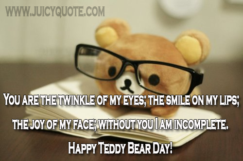 Happy Teddy Day Quoteswishesstatus And Greetings Juicy Quote