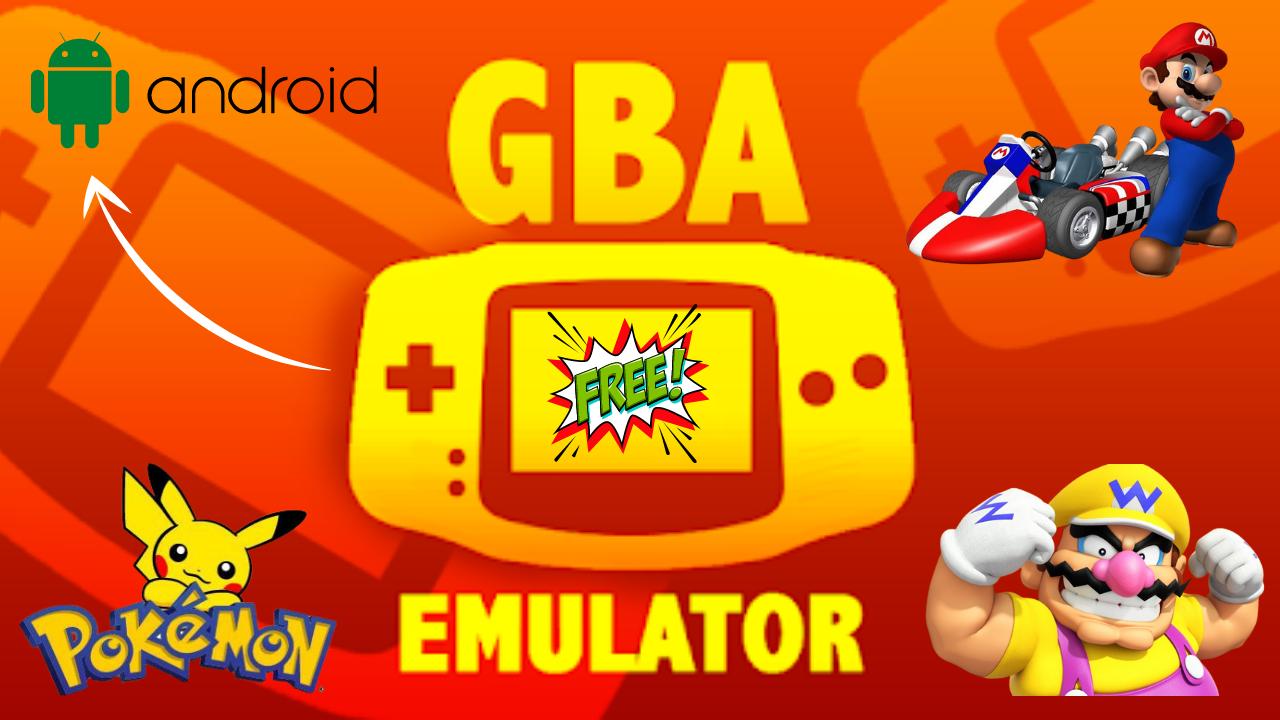 Emulador de Gameboy advance para android