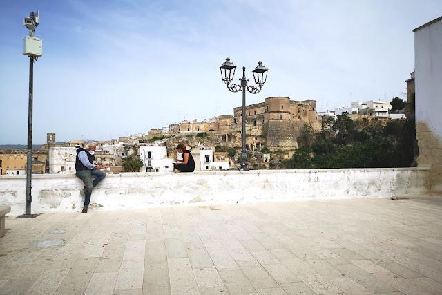 Il castello di Massafra