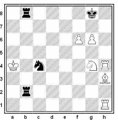 Problema de ajedrez antiguo, la leyenda de la princesa Dilaram