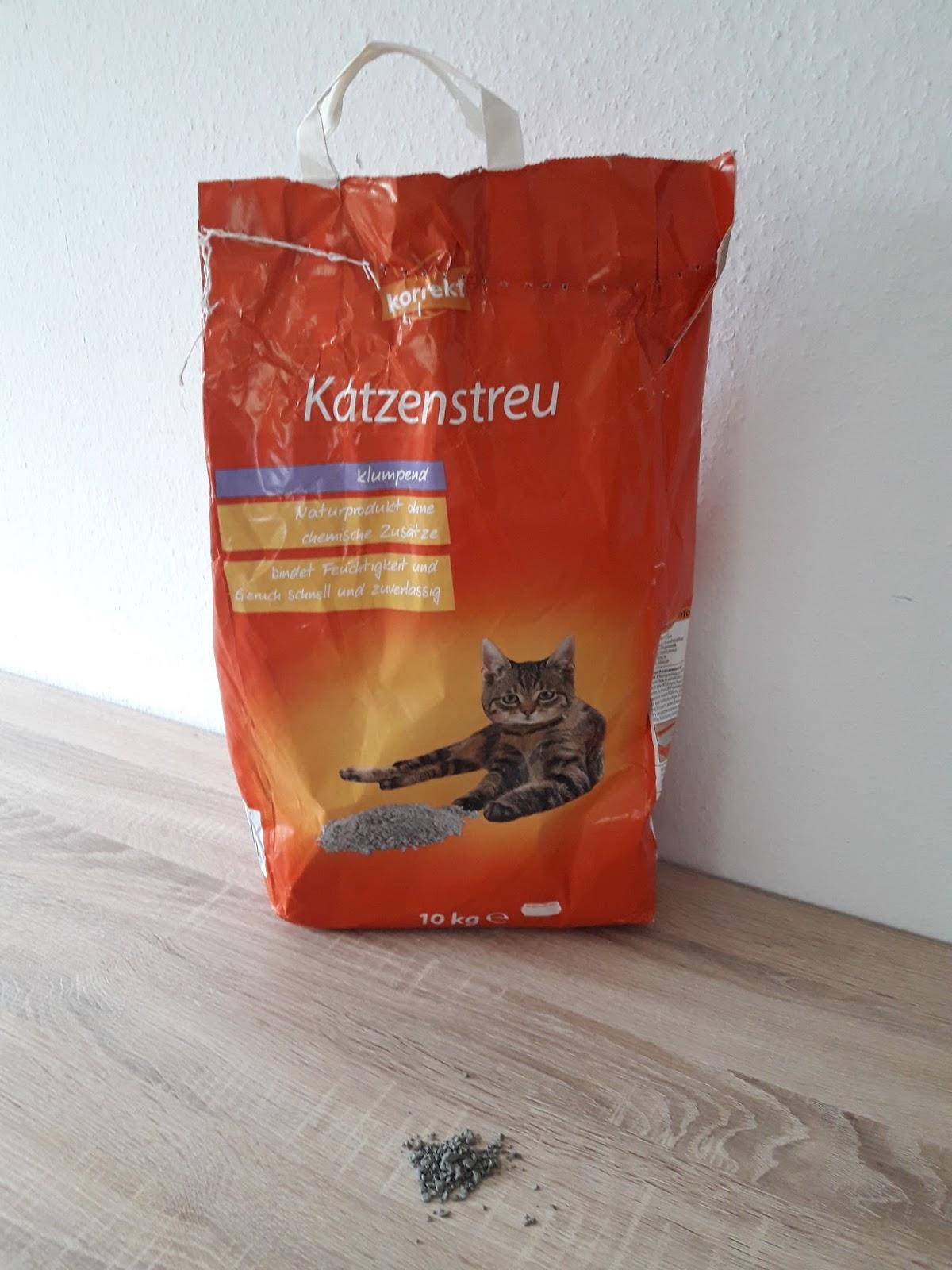 Review Korrekt Katzenstreu Klumpend Globus