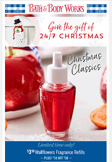 Bath & Body Works | Today's Email - November 21, 2019