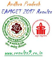 AP EAMCET 2017 Results