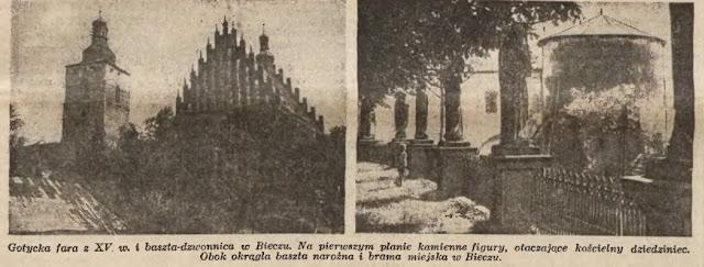 Biecz 1939