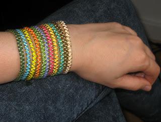 bracelets billes