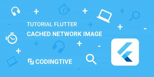 Tutorial flutter cached network image