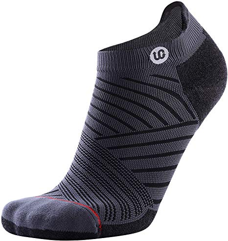 Compression Wool Running Socks Anti-Blister No Show Low Cut Athletic Socks 60% OFF