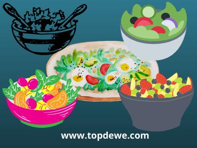 Salad buah_Ide bisnis kuliner online untung besar