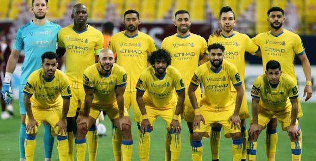 تقرير مباراة النصر والباطن الدوري السعودي