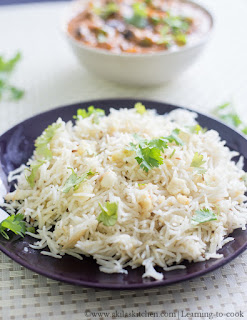 Paneer and Jeera Pulao