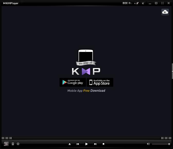 KMPlayer影音播放工具 繁體中文版本 讓聽音樂看影片變得更簡單