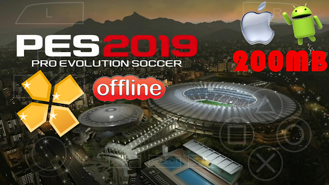 pes 2019 offline android game download