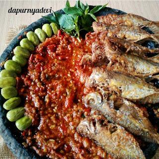 Ide resep Masaka Ikan Selar Sambal Tomat