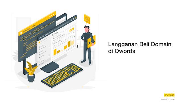 Beli domain dan hosting murah di Qwords.com