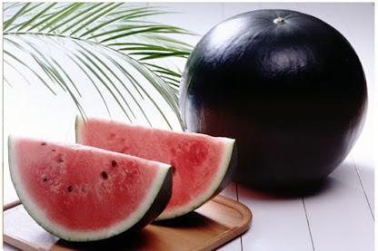 Densuke watermelons
