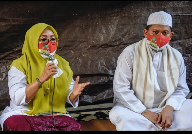 Selly-Manan Gagas Pengembangan Wisata Pantai, Kota Mataram Bersih