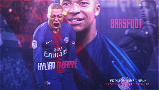 Skin Brasfoot 2019 - Mbappé - PSG