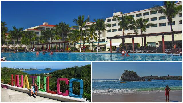 Dreams Resort in Huatulco Mexico...
