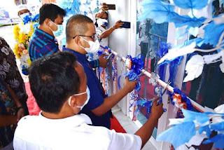 Bupati Resmikan Gedung Baru Dinas Kesehatan Kabupaten Tapteng